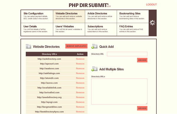 picture php dir submit