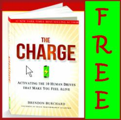 The Charge book brendon burchard