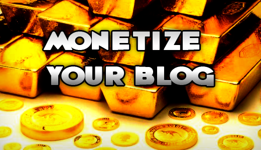 Monetize Your Blog picture