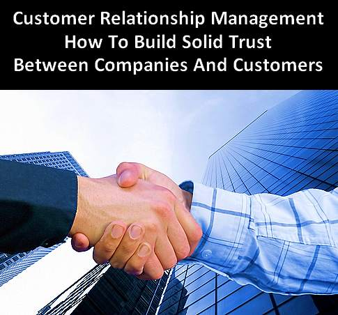 Customer relationship marketing strategy