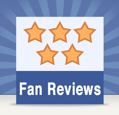 Facebook Fan Reviews picture