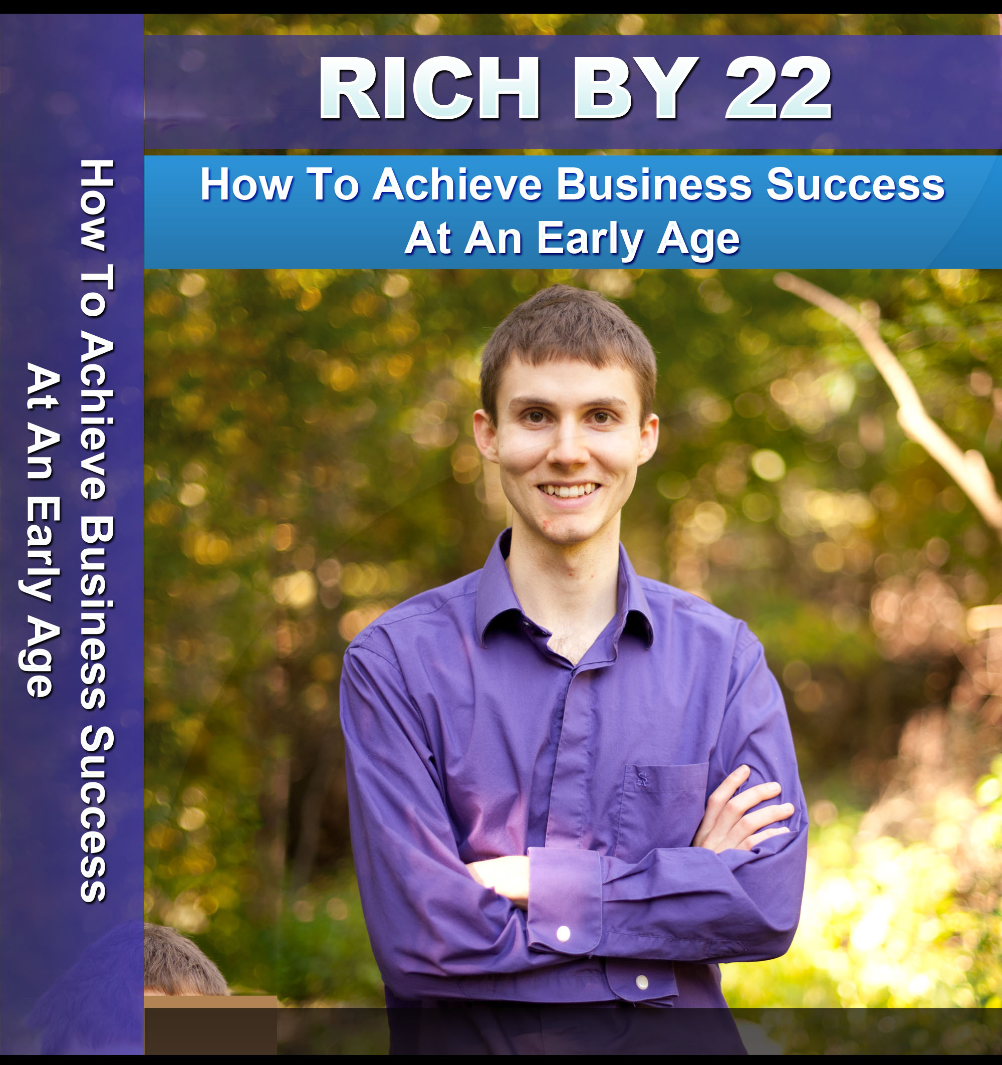 Rich By 22 book cover picture