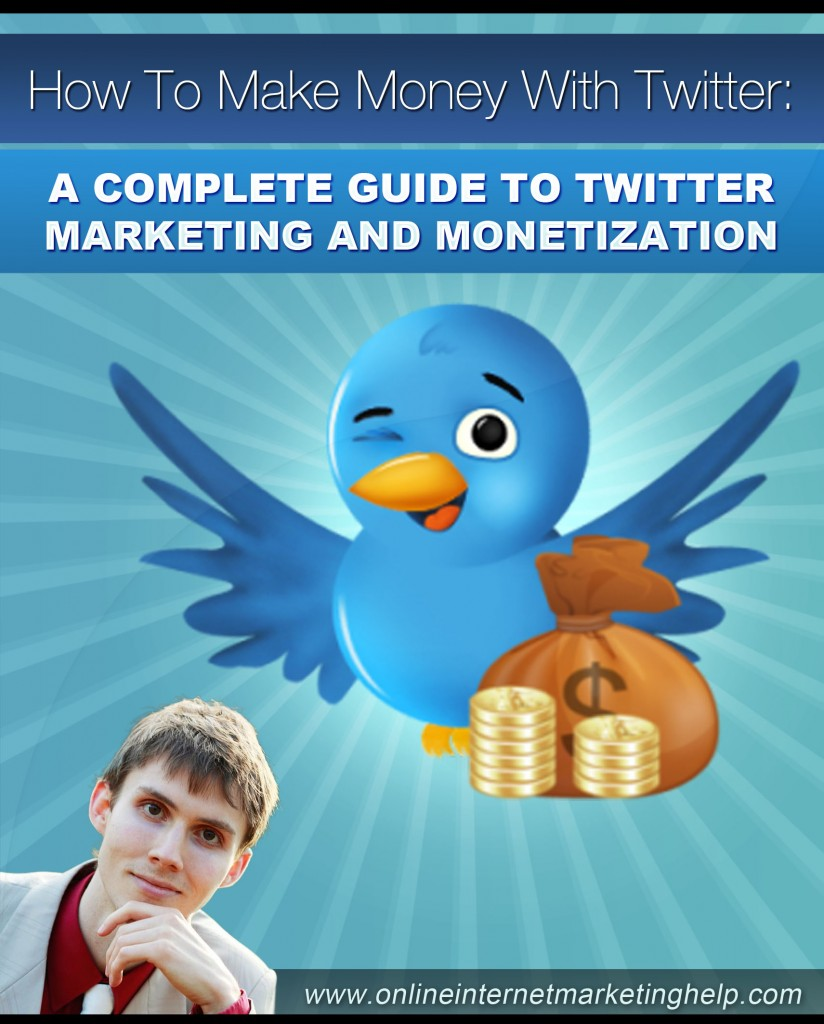 Twitter Ebook Cover Flat picture