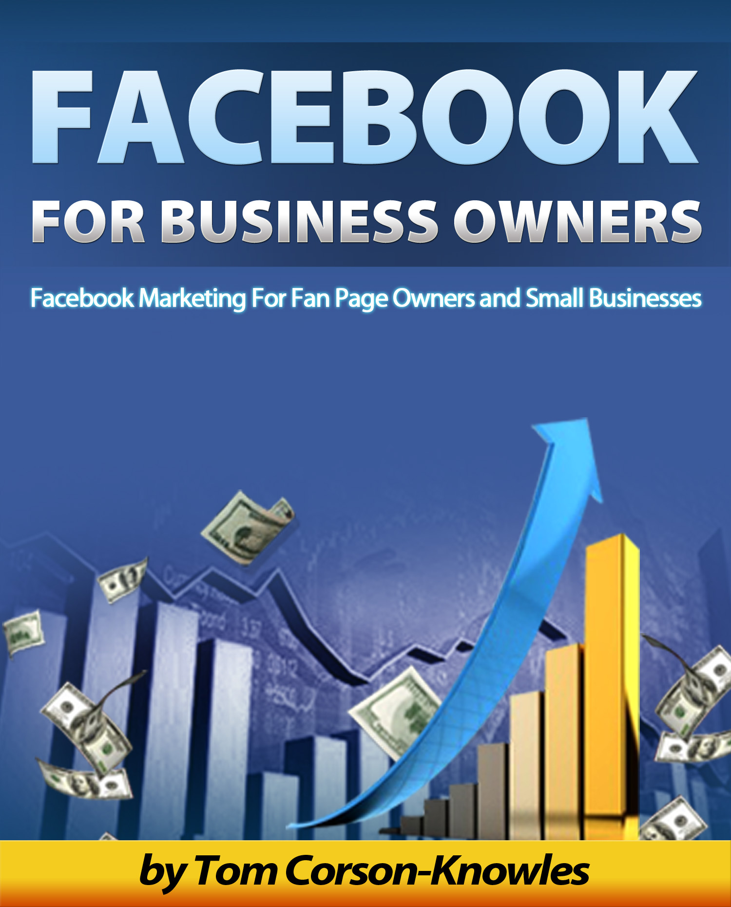 Business Book Cover Job : Facebook for business owners book online internet