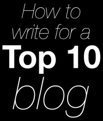 blog promotions