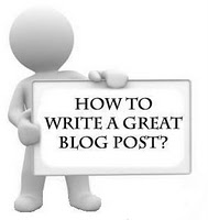 tips to be a good blogger