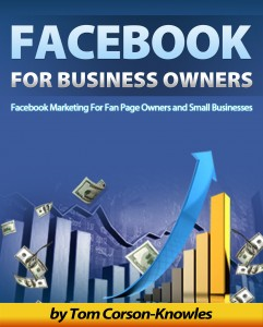 Facebook for Business Owners book